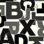 Линолеум Ivc Bubblegum Alphabet 094 (3,0м/30м/2,8мм(0,2мм)/90м2) 094 Alphabet [опт]
