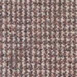 Ковролин Зартекс Бостон 077 коричнево-белый (3м) [нарезка]