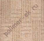 Ковролин Зартекс Аргентина 101 бело-бежевый (3м) [нарезка]